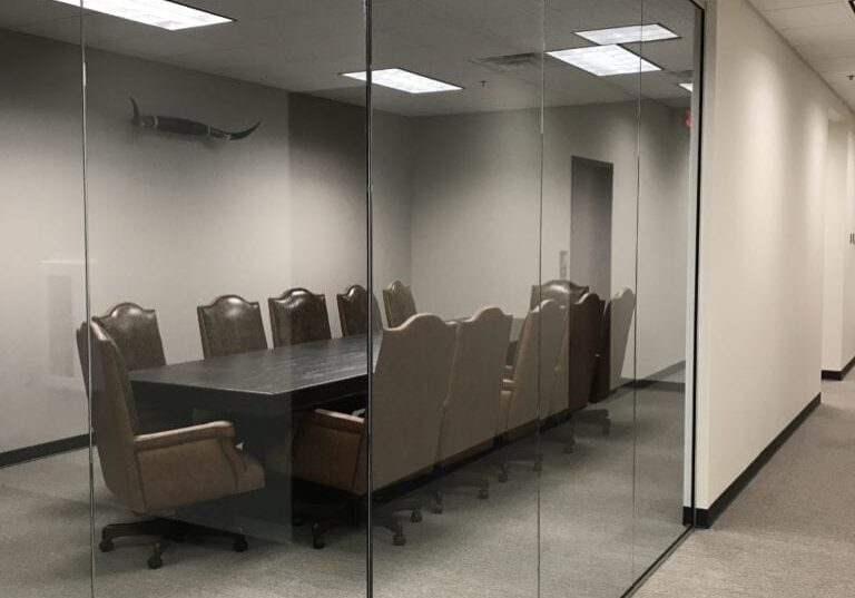 LJBP Conference Room Finish Out Image